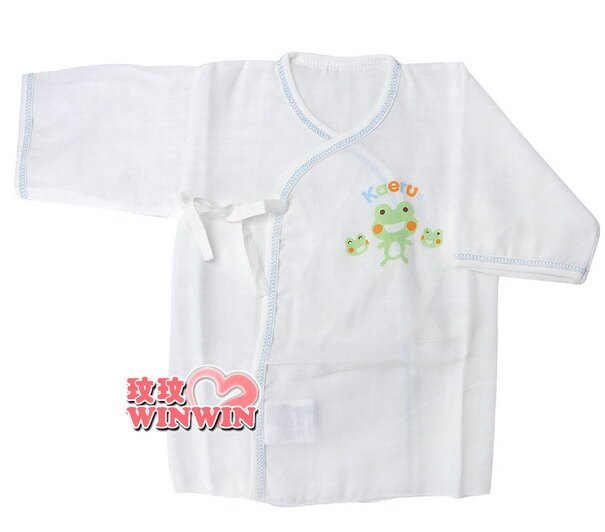 哈皮蛙 K~51003 紗布肚衣 ^~ 紗布 柔和, 全年穿著 ~  好康折扣