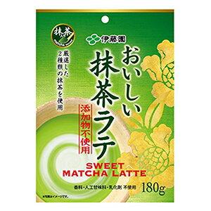 爽快屋:日本伊藤園熱銷商品超美味抹茶拿鐵180g