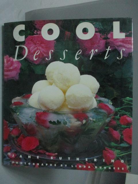 ~書寶 書T7/餐飲_ZAI~Cool desserts   Jane Suthering