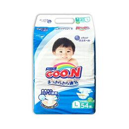 GOO.N日本境內版大王頂級紙尿褲L54片*4包