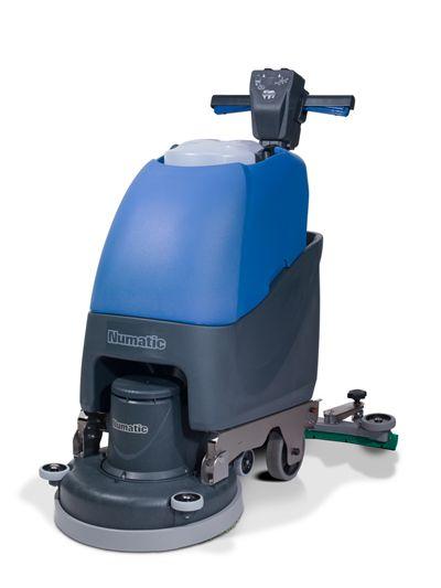 英國原裝TT-4045全自動洗地機