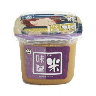 穀盛有機米味噌(500g)