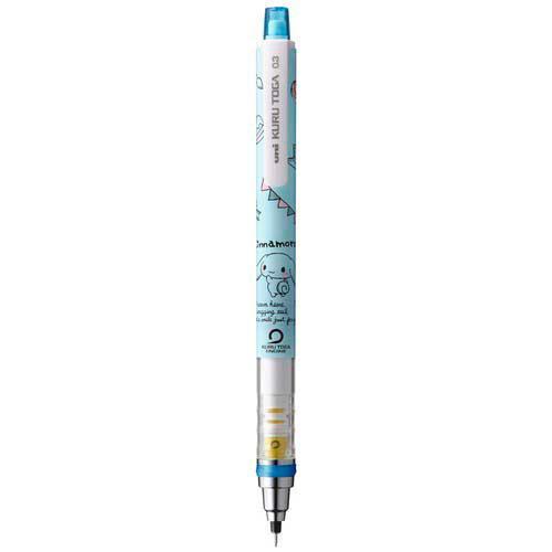 大賀屋 日本製 大耳狗 自動鉛筆 0.3毫米 鉛筆 文具 UNI 三菱 Cinnamorol 正版 J00016116