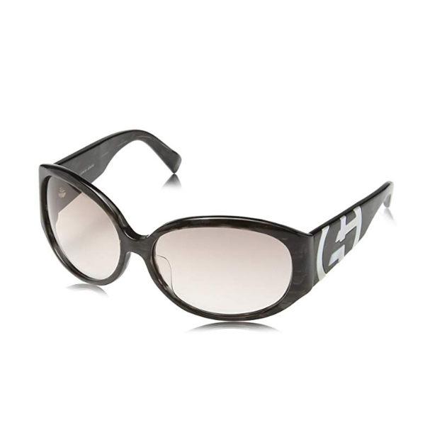 GiorgioArmani大LOGO太陽眼鏡-黑色495