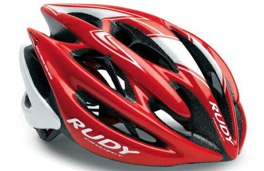 【7號公園自行車】RUDY PROJECT STERLING 安全帽(紅白)