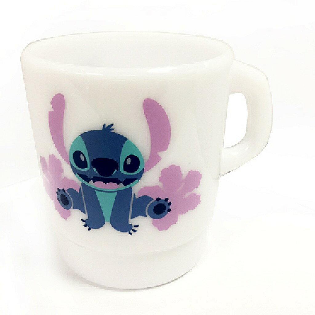 迪士尼 Disney 史迪奇 Stitch 塑膠馬克杯 兒童水杯 馬克杯 日本進口正版 713820