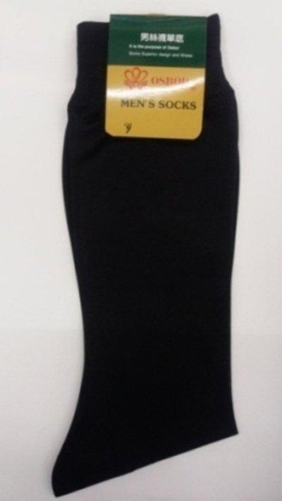 台灣製 男絲襪單底