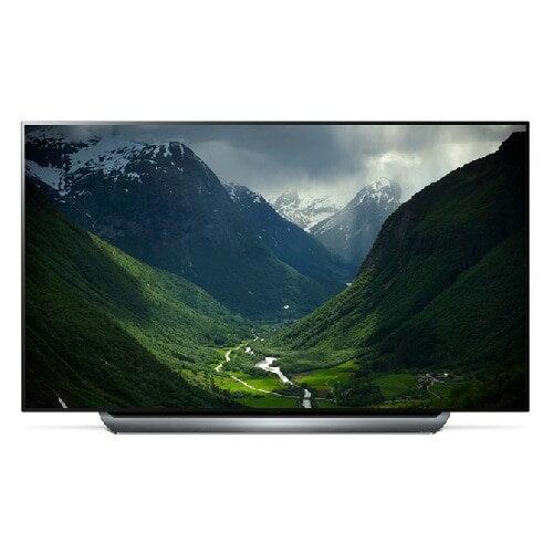 LG 65 Inch OLED 4K HDR Smart TV - OLED65C8PUA