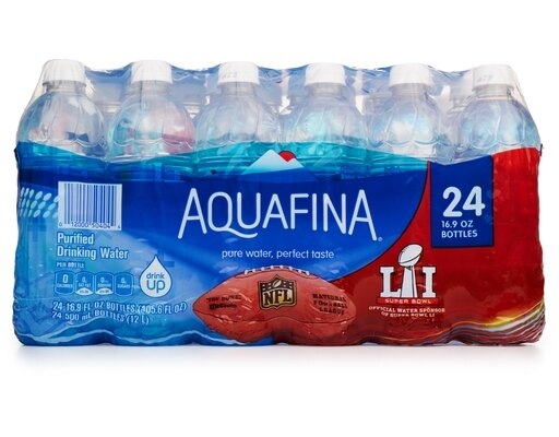 cca0aaf065 Boxed: Aquafina Purified Drinking Water - 24 x 16.9 oz | Rakuten.com