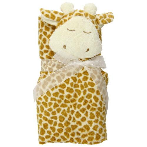 『121婦嬰用品館』美國Angel Dear 大頭動物嬰兒毛毯 長頸鹿AD2021(此商品售出不做退換) 1