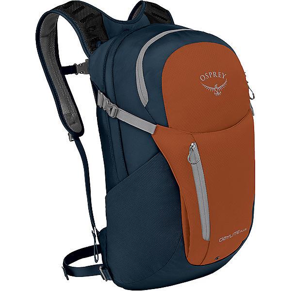 ├登山樂┤ 美國 Osprey Daylite Plus 多功能輕量後背包 20L-藏青橘 # 10001697