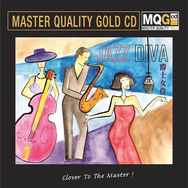 停看聽音響唱片】【MQGCD】爵士女伶 - 限時優惠好康折扣