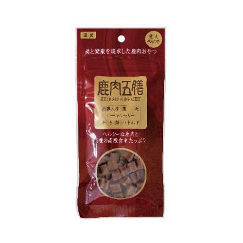 [寵物零食]Orient-鹿肉五膳-50g
