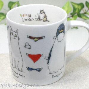 【吉澤深雪】日本精巧貓咪馬克杯-紙娃娃