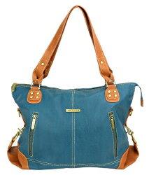 Timi&leslie 時尚媽咪包 Kate系列(鴛鴦綠)超大容量,時尚設計,多樣用途。