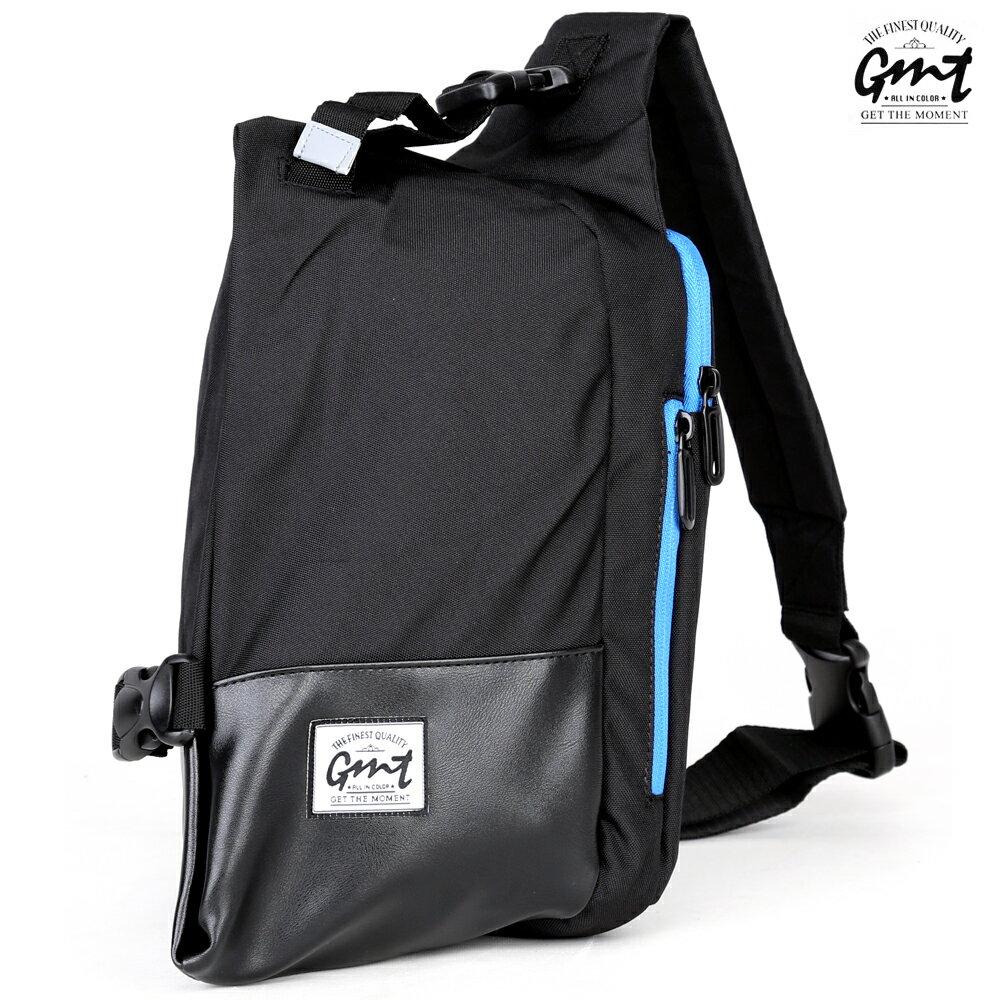 E&J【011012-02】免運費,GMT 挪威潮流品牌 黑色單車休閒側背包;後背包/男包/女包/腳踏車包/腰包/隨身包