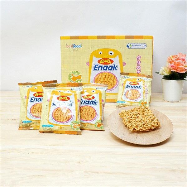 有樂町進口食品 韓國進口 韓國Enaak香脆點心麵(一盒) K10 8886013505181 1