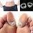 【省錢博士】日本足趾環 / 磁療環 / 腳趾環足指環1對 - 限時優惠好康折扣