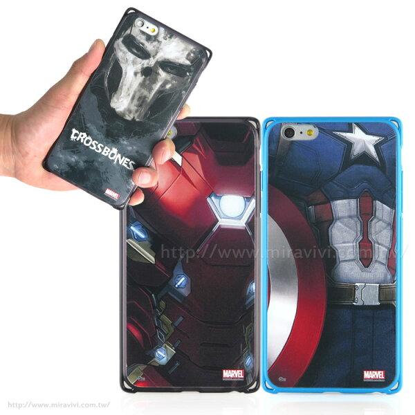 【MARVEL】iPhone6Plus6sPlus《美國隊長3:英雄內戰》四角防護防摔保護殼
