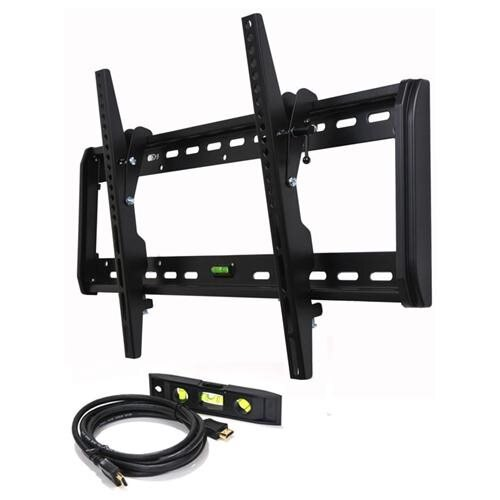 """VideoSecu Tilt TV Wall Mount for Sharp 32 39 40 46 50 52 60 70"""" LED LCD Plasma Flat Panel Screen 3D HDTV 1QH 0"""