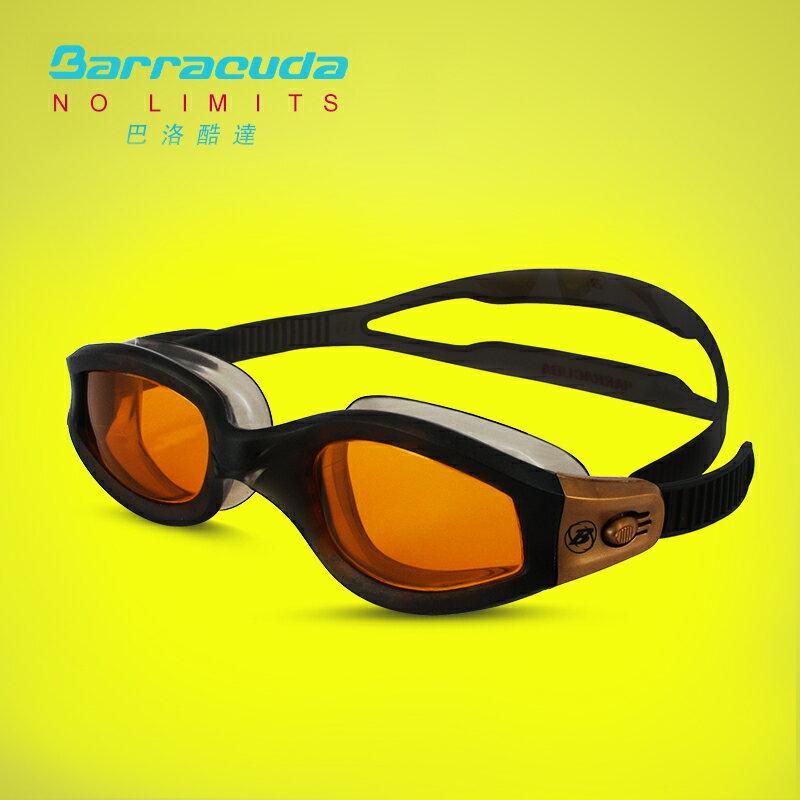 美國巴洛酷達Barracuda成人抗UV防霧泳鏡-AQUATEMPO-#12220 2