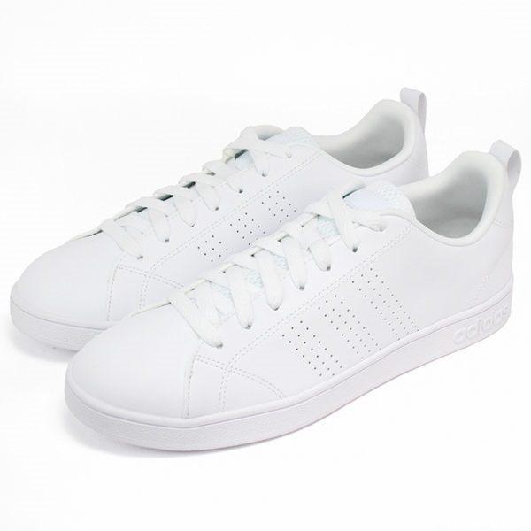 《下殺6折》【ADIDAS】ADVANTAGE CLEAN VS 休閒鞋 黑色 NEO (男)-B74685