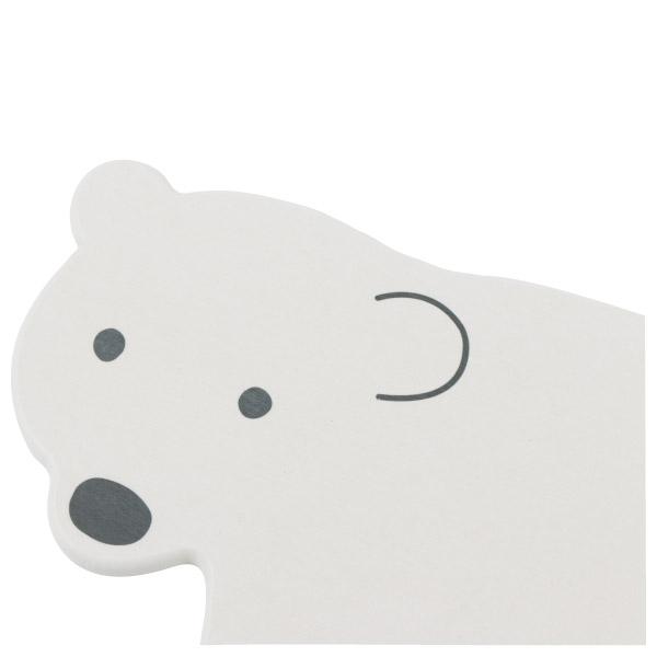珪藻土踏墊 白熊 NITORI宜得利家居 1