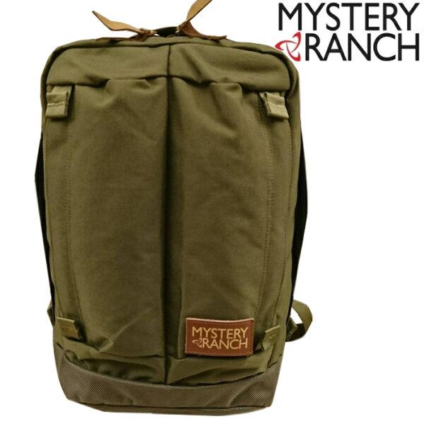 MysteryRanch神秘農場後背包城市後背包筆電包旅行背包Stadt61117橄欖綠Olive21L