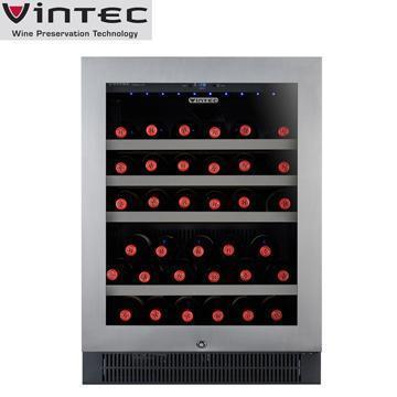 <br/><br/>  VINTEC V40SGES3 單門單溫紅酒櫃 不鏽鋼系列【零利率】<br/><br/>