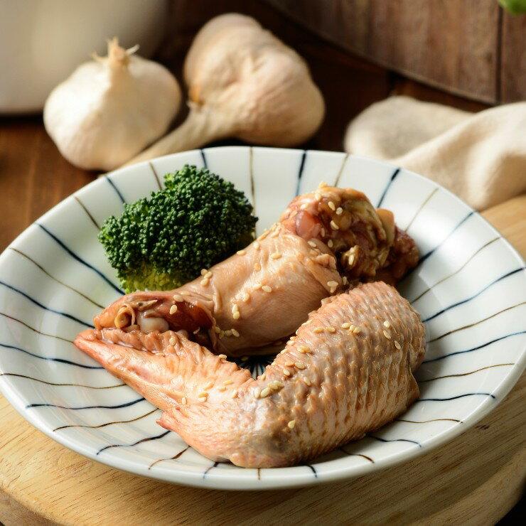 和風烤雞翅  6支  包  棒棒腿  小翅~悅好麥鮮雞~採自然放養自由奔放的健康跑山雞,無