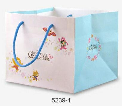 【零售量】手提袋-秘密花園.6號/ 50個