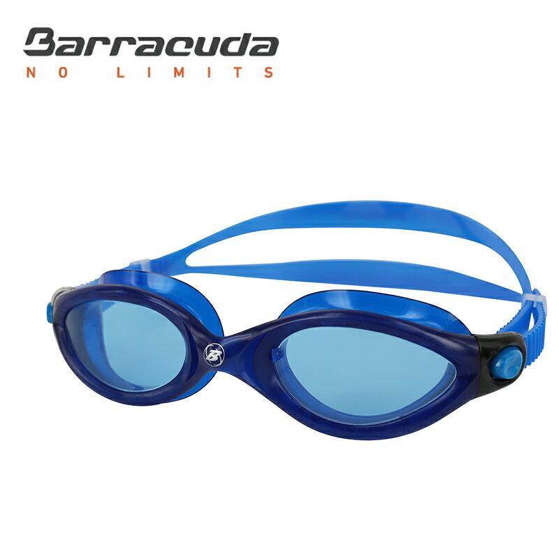 美國巴洛酷達Barracuda成人運動型抗UV防霧泳鏡 AQUALIGHTNING #32420 2