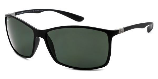 a7043556cd8de New Men Sunglasses Ray-Ban RB4179 LiteForce Polarized 601S 9A 62 0