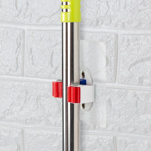 凹凸牆面可使用工具夾雨傘夾收納夾陽台浴室儲物間收納MIT無痕黏貼BS-703