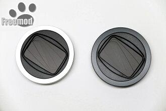 又敗家@台灣Freemod X-CAP2半自動鏡頭蓋46mm鏡頭蓋(黑色/銀色)鏡頭前蓋手動蓋適Olympus M.Zuiko Digital 17mm 25mm 1:1.8 60mm 1:2.8 M..