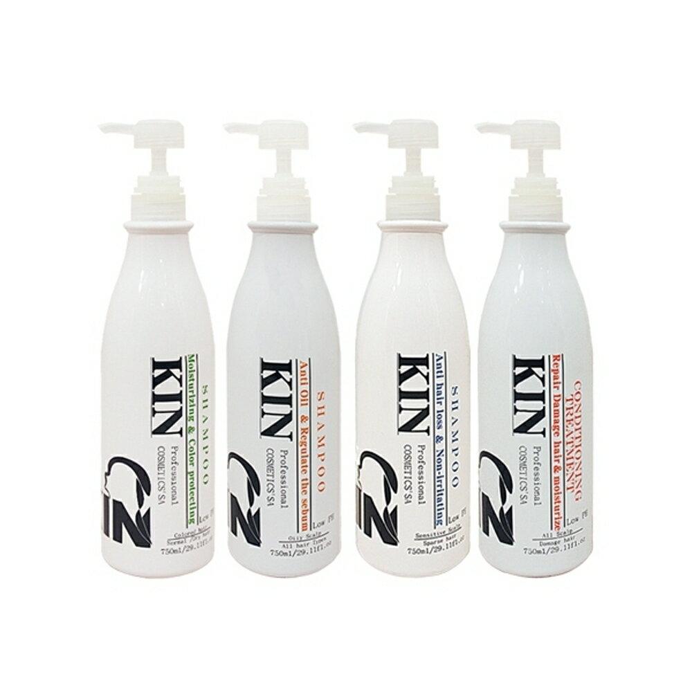 哈比 KIN 還原酸蛋白洗髮精/還原護髮素(750ml)多款可選【小三美日】◢D180064