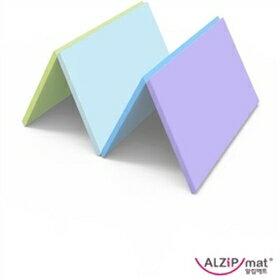 韓國【Alzipmat】繽紛遊戲墊-泡泡色系 (SE)(160x130x4cm)