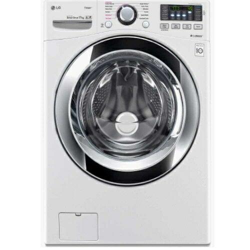 全館回饋10%樂天點數★LG WD-S18VBW (18公斤) (白色)蒸氣洗脫滾筒洗衣機