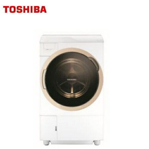 【TOSHIBA東芝】11KG 變頻滾筒洗衣機《TWD-DH120X5G》8段室溫風乾衣 馬達保固10年