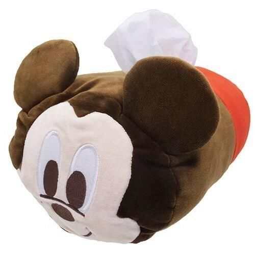 X射線【C056736】米奇Mickey造型面紙盒,面紙盒面紙套衛生紙盒衛生紙套紙巾盒收納盒