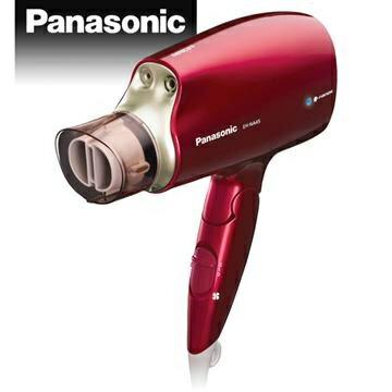 【鐵樂瘋3C 】(展翔)Panasonic 國際牌奈米水離子吹風機 EH-NA45 (桃紅)(神腦代理 全省售後服務)