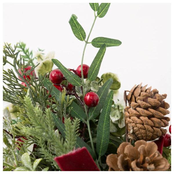 聖誕裝飾花束 RED NITORI宜得利家居 7