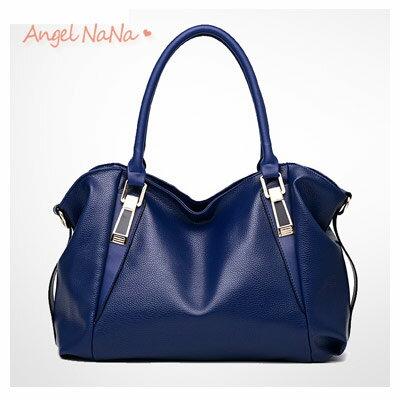 手提包-經典時尚OL軟包斜背包AngelNaNa【BA0294】
