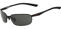 Deals on Nike Avid Wire Men's Rectangular Black Sunglasses Ev0569 001