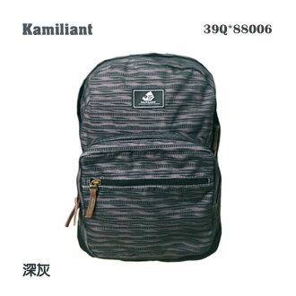 【加賀皮件】Kamiliant 校園 商務 多功能 防潑水 後背包 電腦包 39Q-88006