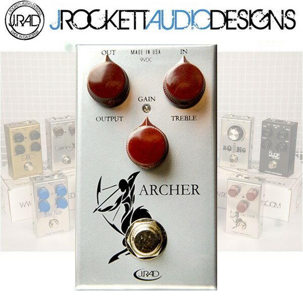 ~非凡樂器~J.RAD ARCHER OVERDRIVE 失真效果器  美國製 品牌  J