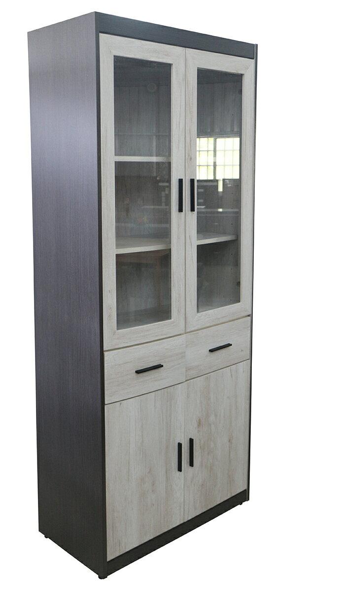 【尚品傢俱】EY-109 奧丁森 3*7尺中抽書櫃~另有下抽/展示書櫥/期刊雜誌整理櫃/書籍收納櫃/置物櫃
