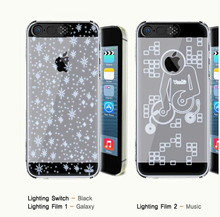【清倉】蘋果 iPhone 6 Plus 5.5吋保護殼 LED來電閃系列手機殼 Apple iPhone 6 Plus 透明來電閃硬殼