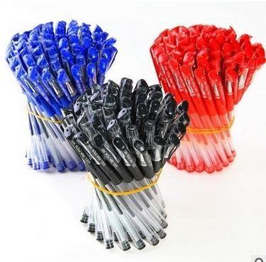 66支只要100元 超值中性筆 0.38/0.5 針管中性筆 原子筆 文具用品 我不是 無印良品 百樂 三菱