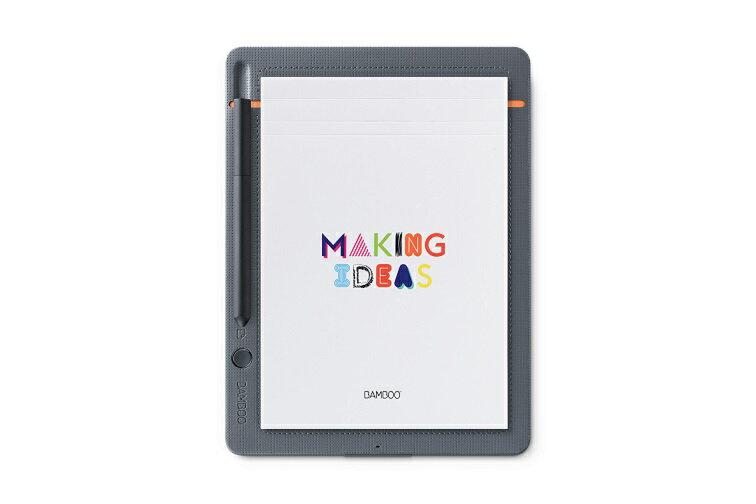 Wacom Bamboo Slate 智慧型手寫板(小) CDS-610S/G0-CX 店面提供試用